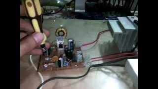 Akula TL494 Circuit generator replication