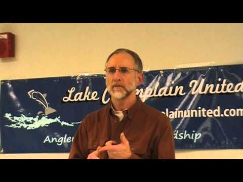 VT Fish and Wildlife, Biologist:  Brian Chipman presentation 2/12/2016 Seminar