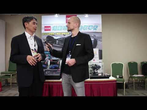 Rohm Interview - Tech Taipei 2018