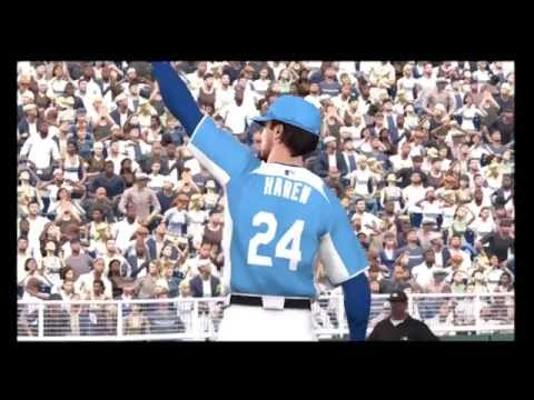 MLB The Show 12 :: Mets Franchise #4 - All Star Game