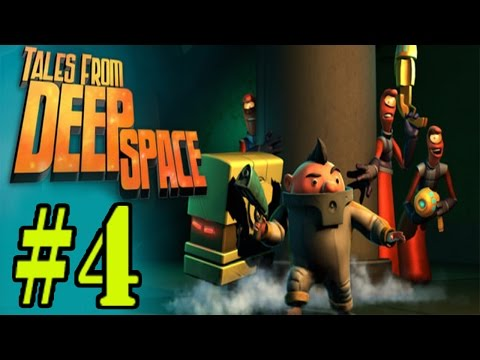 Tales From Deep Space - Gameplay Walkthrough Part 4