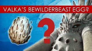 The Story of Valka's Bewilderbeast and the Egg? Race to the Edge ending EXPLAINED [ HTTYD ]