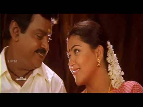 Veeram Velancha Mannu | Pacha Marikozhundhu | Vijayakanth, Kushboo | Tamil Movie Song HD