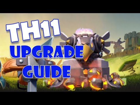 TH11 Upgrade Priority Guide - Understand Your War Weight