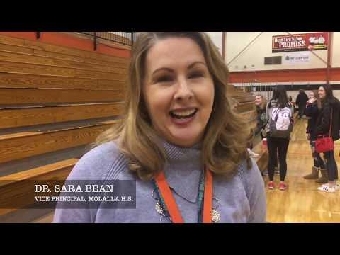 Dr Sara Bean - Associate Principal - Molalla H.S. - Portland, OR