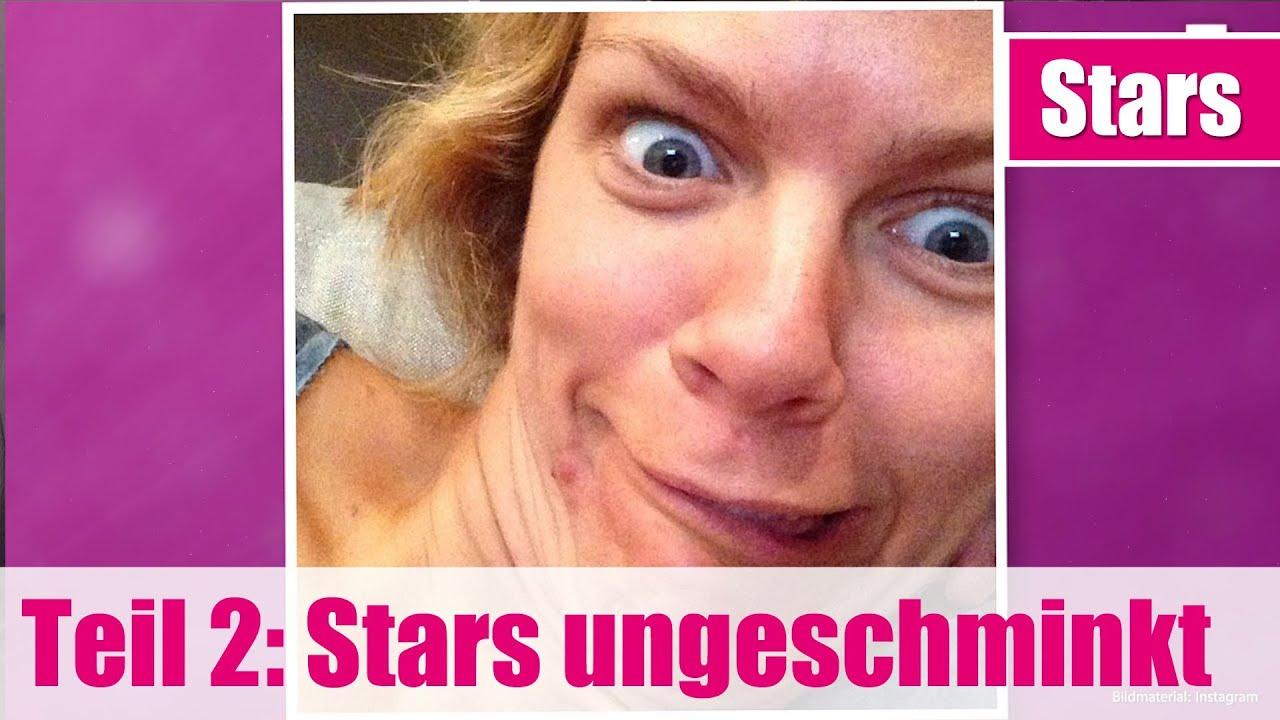 Stars Ungeschminkt