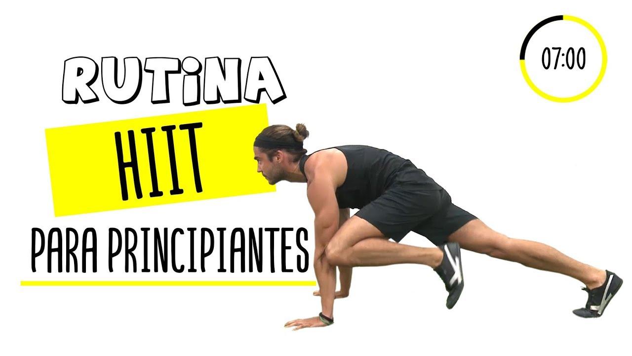 rutinas para principiantes gym pdf