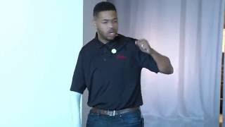 Inky Johnson - Never forget what you represent