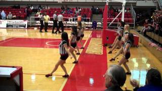 Hardcorps and GoGos JSU Fight Song