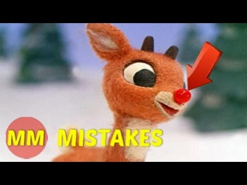 Rudolph the Red Nosed Reindeer MOVIE  You Missed    Rudolph the Red Nosed Goofs