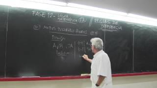 FASE12( L3)-Lógica Matemática- Reglas de Inferencia