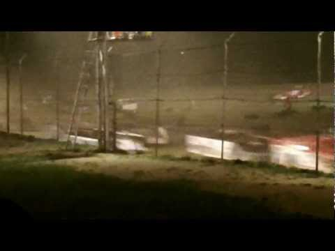 dirt track racing at Marion Center Speedway 5-12-12 018.MP4