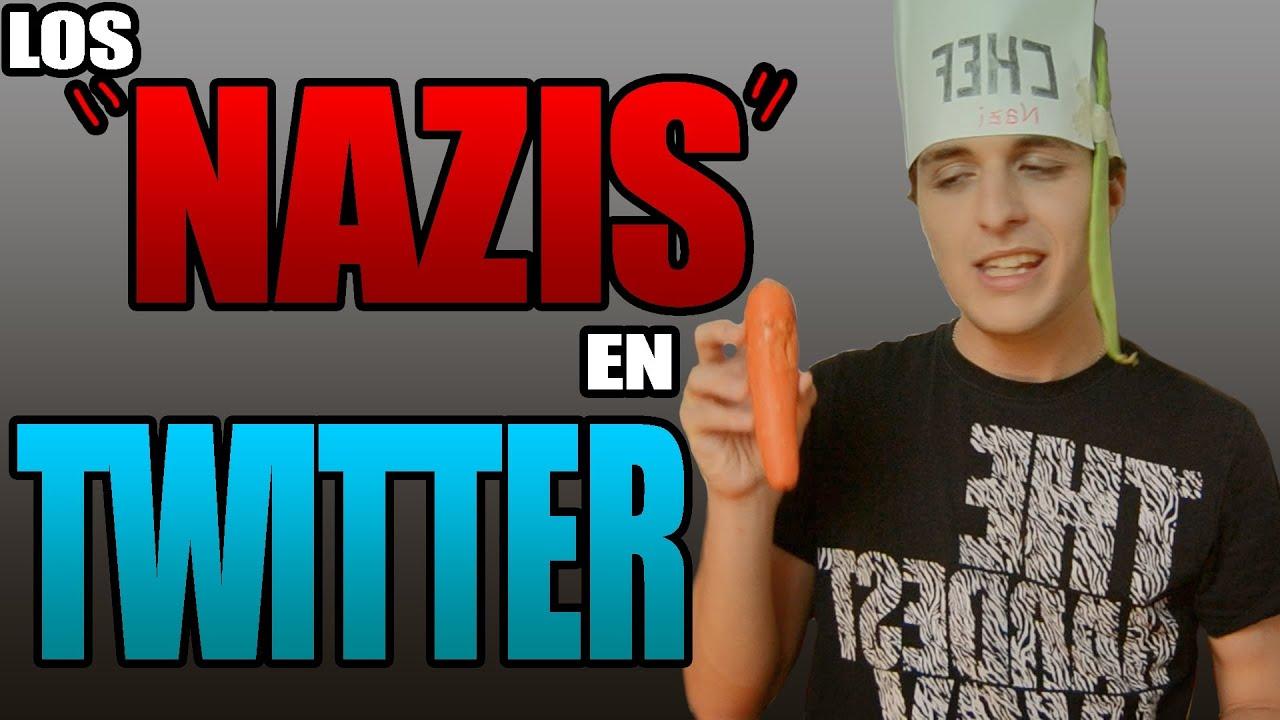 Los Evropské Ligy Twitter: Los NAZIS En Twitter
