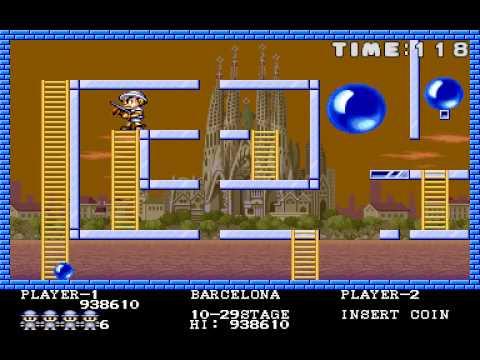 Arcade Longplay [542] Buster Bros