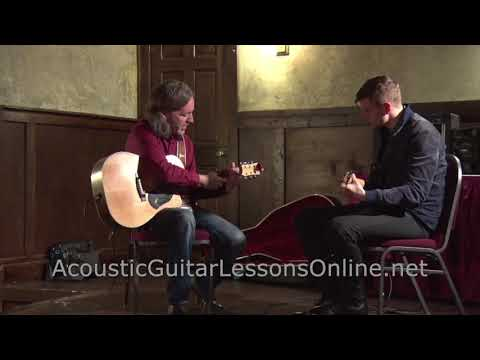 Easily Create Your Own Fingerpicking Arrangements On Guitar