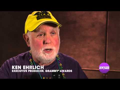 Ken Ehrlich on Prince's first performance at the GRAMMYS® in 1984