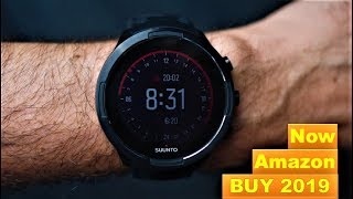 Top 7 Suunto GPS Watches Buy 2019 | Best Suunto GPS Watches 2019