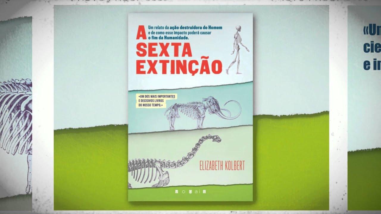 Resultado de imagem para 'A 6ª grande extinção humanidade'
