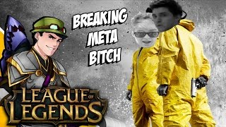 BREAKING META 2.0   League of Legends