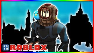 Exploring the Ice Caves in Scuba Diving at Quill Lake on Roblox