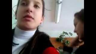 Видео блог школьницы!