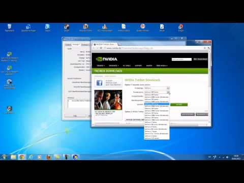 Bad Video Card Driver Fehler Beheben| Win 7/Vista MINECRAFT