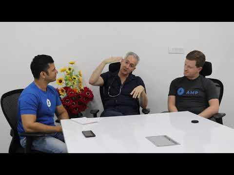 Build User first WordPress Site With AMP | Interview with Alberto Medina and Felix Arntz.
