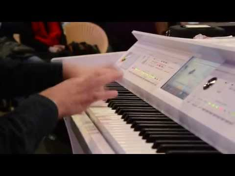 Yamaha CVP700 Series Release Concert at Sydney Opera House
