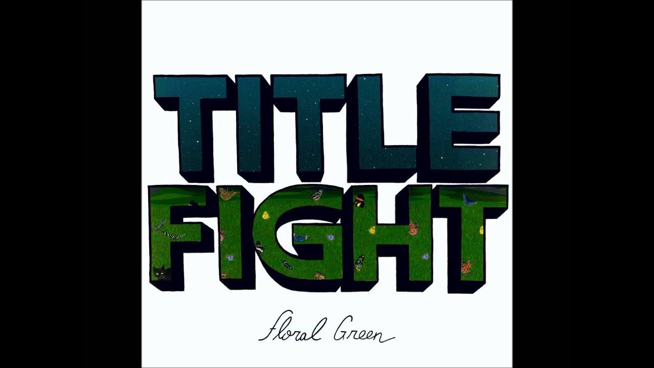 Title Fight-Head In The Ceiling Fan (w/Lyrics) - YouTube
