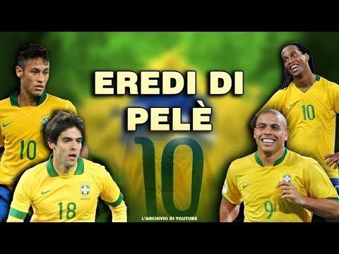 I Migliori Numeri 10 Brasiliani dopo Pelé