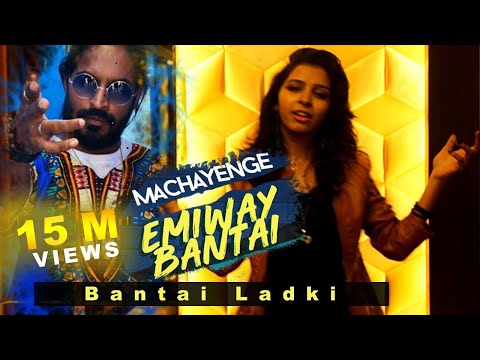 Bantai Ladki MACHAYENGE || Emiway Bantai Cover||  Shanaya || Female Version || 2019