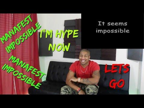 Manafest  Impossible Lyrics Reaction