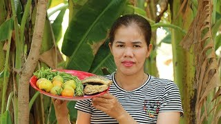 Amazing Cooking Dried Fish Sour Soup With Tomato Recipe  - Cook Fish Recipes -  Village Food Factory
