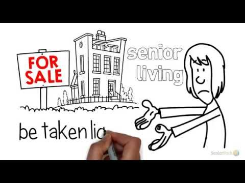 Should I sell my house before moving into senior living?
