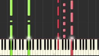Alex Hepbur - Under - piano tutorial