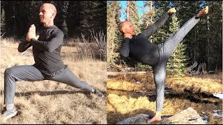 MY EXTREME LEG WORKOUT | NO EQUIPMENT NEEDED | MARTIAL ARTS FITNESS
