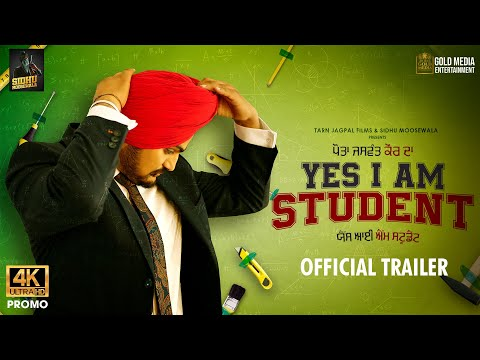 Yes I Am Student (Official Trailer) Sidhu Moose Wala | Mandy Takhar | Tarnvir Jagpal | 22 October