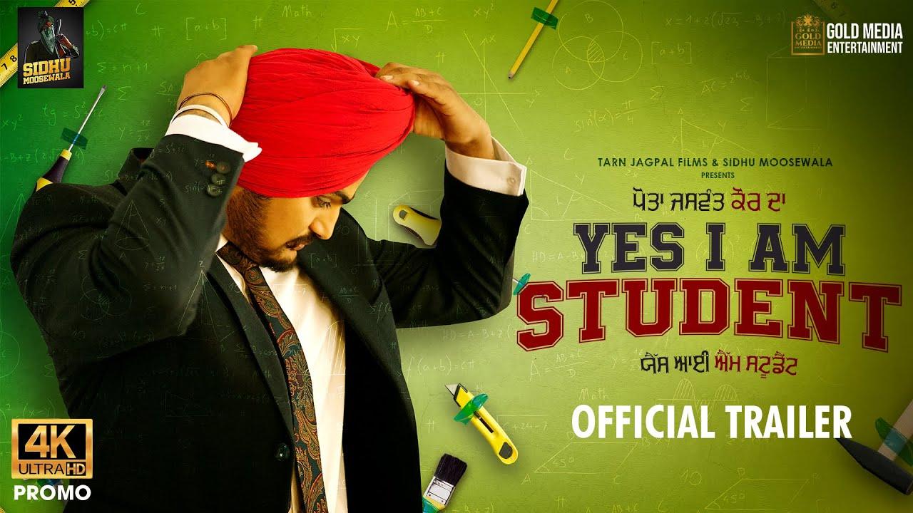Download Yes I Am Student (Official Trailer) Sidhu Moose Wala | Mandy Takhar | Tarnvir Jagpal | 22 October
