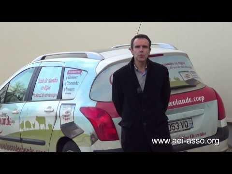 Terredeviande.coop : Internet, drive, nouvelles technologies et diffusion de l'AEI