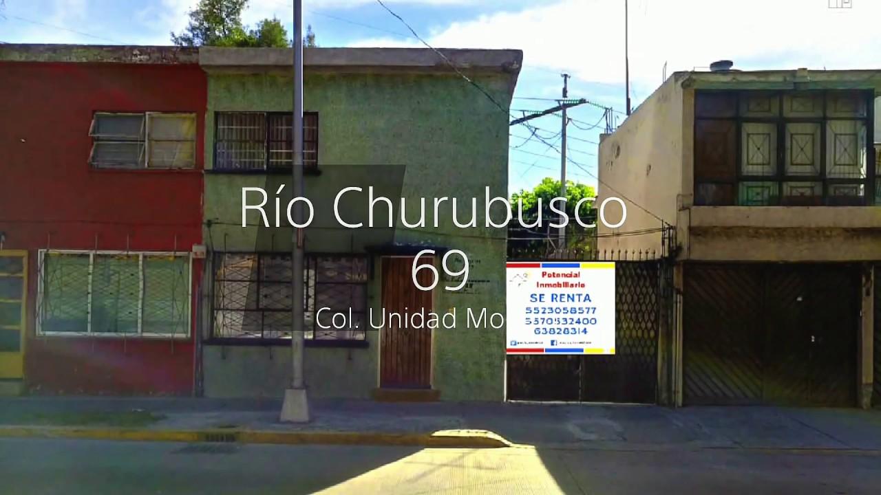 R o churubusco 69 unidad modelo iztapalapa casa en for Casas en renta iztapalapa