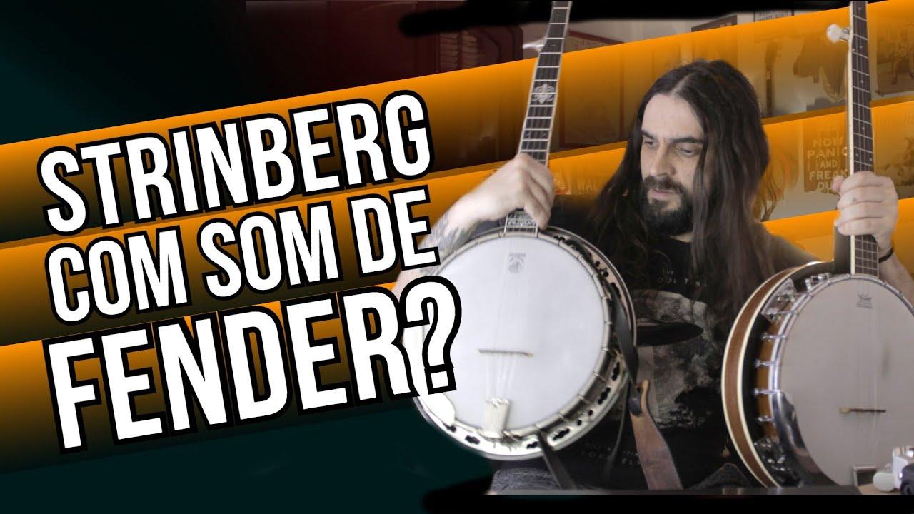 Impulse Response para Banjo