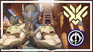 [Overwatch] A nanoboosted Genji is pretty good I guess thumbnail