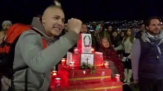 Napoli: Corteo No Green Pass