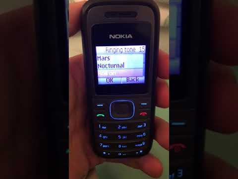 Nokia 1208 ringtones