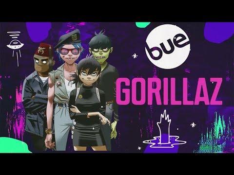 Gorillaz - Clint Eastwood (Live at Festival BUE, Buenos Aires, Argentina 2017) [Audio Broadcast]