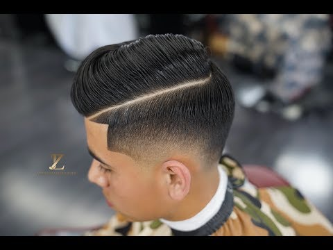 the-perfect-combover-|-low-fade-|-hard-part-tutorial