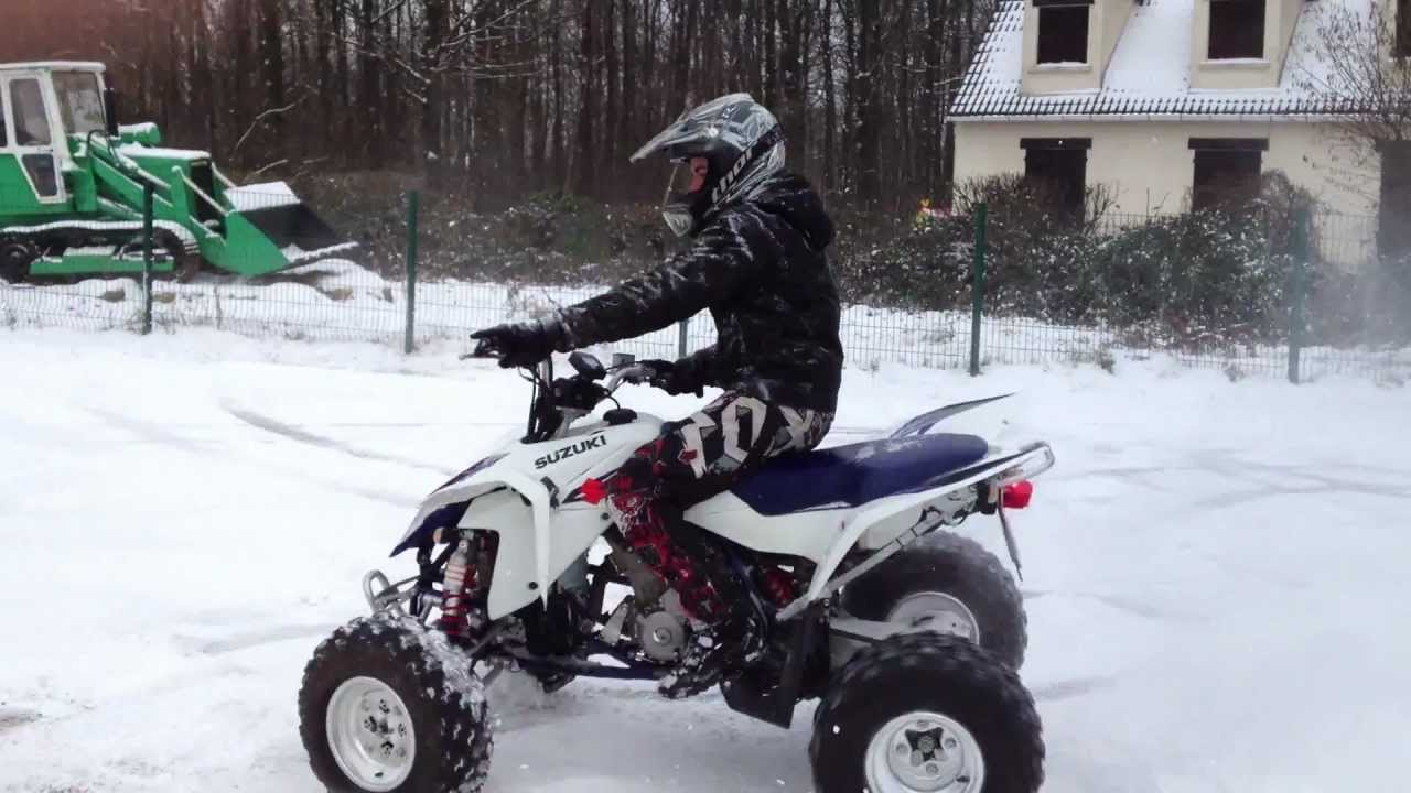 ltz 400 k9 2010 raptor 350 2006 - youtube