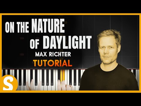 "How to play ""On the Nature of Daylight"" by Max Richter 