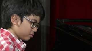 Joey Alexander Trio - Copenhagen Jazz Festival 2014 at The Standard