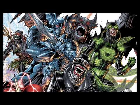 DC COMICS DARK NIGHTS #3 CASTS A METAL SHADE OVER SJW MARVEL WITH AN EXCITING COMIC BOOK EVENT